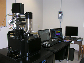 JSM IT300LV SEM with EDS and EBSD