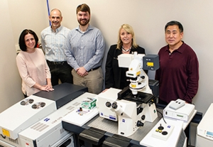 NSF award DBI-1625779 for a new laser scanning confocal microscope